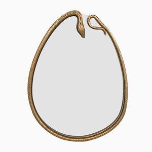 Serpentine Mirror from Covet Paris
