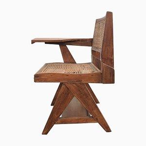 Chaise Student Vintage par Pierre Jeanneret, 1955