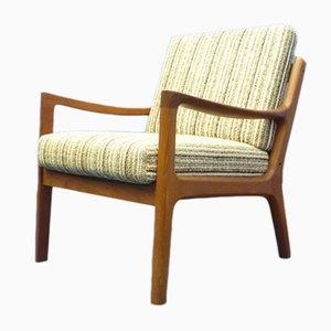 Teak Senator Chair by Ole Wanscher for Cado, 1960s