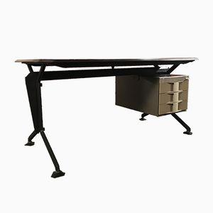 Arco Schreibtisch von BBPR für Olivetti Synthesis, 1960er