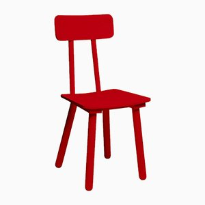 Silla Another Chair roja de Another Country