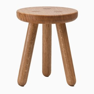 Taburete infantil Stool One de roble de Another Country