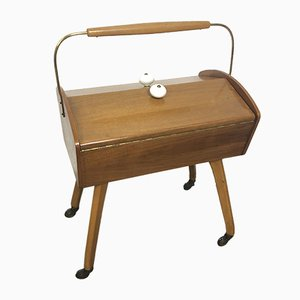 Mid-Century Sewing Box, 1960s