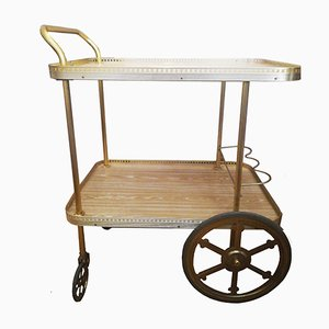 Mid-Century Bar Trolley, 1970s