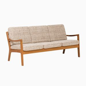 3-Seater Sofa by Ole Wanscher for Poul Jeppesens Møbelfabrik, 1960s