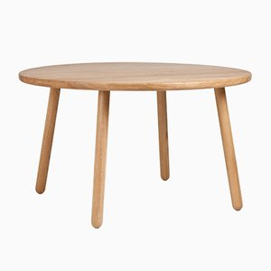 Runder Ash Dining Table One aus Eschenholz von Another Country