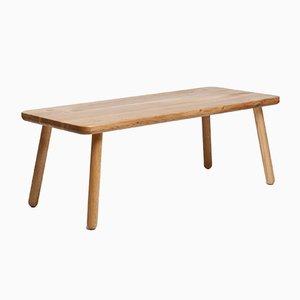 Mesa de centro Coffee Table One rectangular de roble natural de Another Country