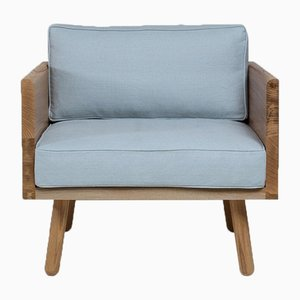 Fauteuil One en Chêne par Another Country