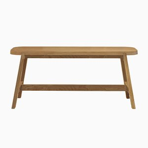 Banco Mini Bench Three de roble de Another Country