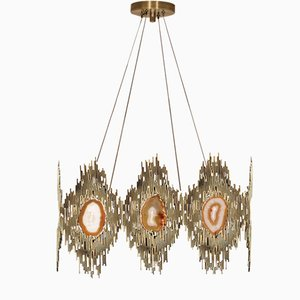 Vivre Square Chandelier from Covet Paris
