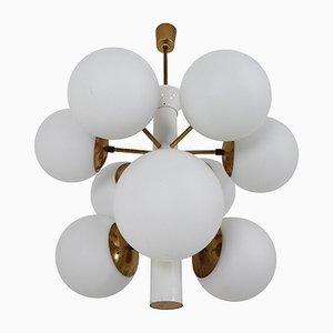 Lámpara de araña Sputnik Mid-Century