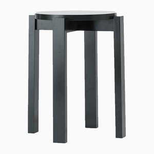 Lacquered Ash Stool Four by Another Country