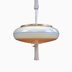 Lampe à Suspension Art Déco, Suède, 1930s