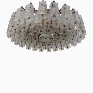 Lámpara de araña Mid-Century grande