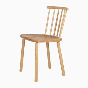 Oak Hardy Side Chair by Another Country