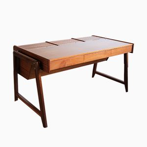 Vintage Desk by Clausen & Maerus for Eden Rotterdam, 1950s
