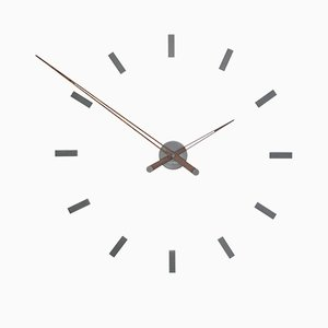 Tacon T 12ts Clock by Jose Maria Reina for NOMON