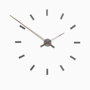 Tacon T 12ts Clock by Jose Maria Reina for NOMON