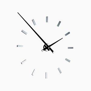 Horloge Tacon L 12ts Noire par José Maria Reina pour NOMON