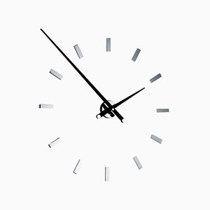 Tacon L 12ts Black Clock by Jose Maria Reina for NOMON