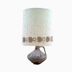 Vintage Keramiklampe von Ceramano