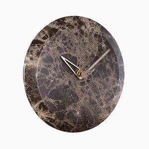 Horloge Bari M Emperador par Andrés Martínez pour NOMON