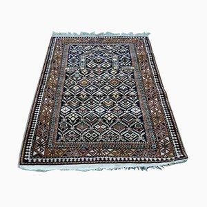 Oriental Wool & Silk Rug, 1950s