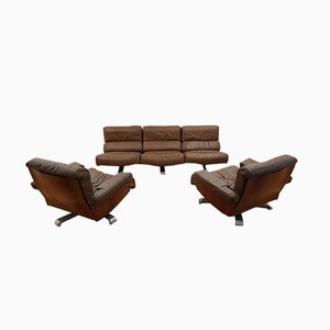 Vintage Cordoba Living Room Set by Tito Agnoli for Steiner