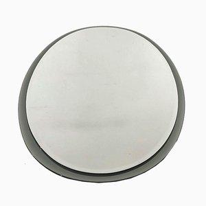 Ovaler Mid-Century Spiegel, 1950er