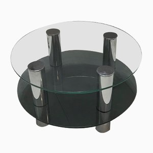 Round Coffee Table by Marco Zanuso, 1970s