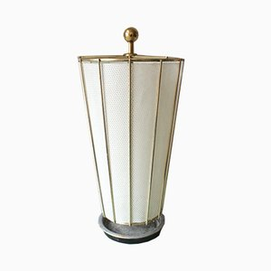 Mid-Century Metal Umbrella Stand, 1950s