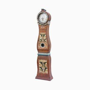 Antike schwedische Mora Uhr, 1831