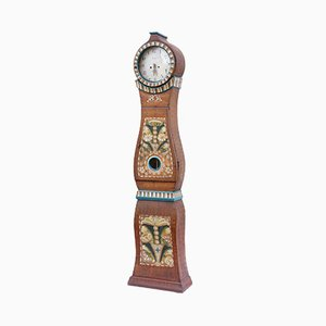 Antique Swedish Mora Clock, 1831