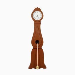 Vintage Swedish Mora Clock, 1960s