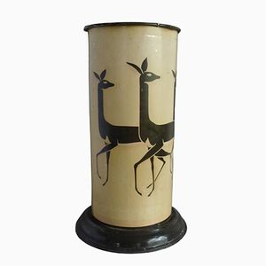 Art Deco Umbrella Stand, 1930s