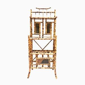 Mensola in bambù, XIX secolo