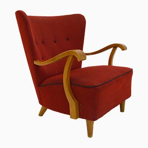 Vintage Oversized Lounge Chair from Boet