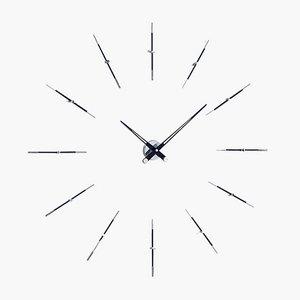 Orologio Merlin i 12ts nero di Jose Maria Reina per NOMON