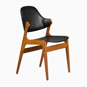 Mid-century Danish Chair by Ejvind Johansson for Ivan Gern Møbelfabrik, 1960s