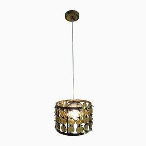 Swedish Pendant Lamp by Erik Höglund for Kosta Boda, 1960s