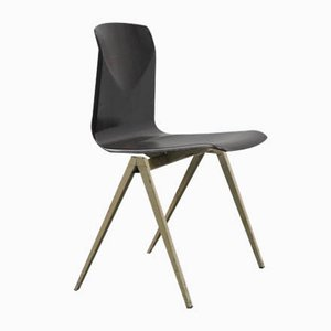 Vintage S22 Ebony Chair from Galvanitas