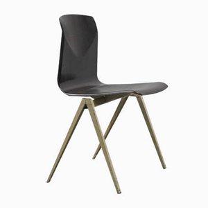 Vintage S22 Ebony Stuhl von Galvanitas