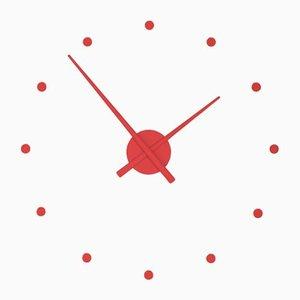 Orologio OJ Mini rosso di Jose Maria Reina per NOMON