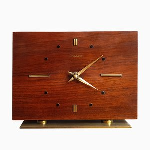 Vintage Table Clock from Junghans, 1960s