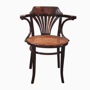 Antiker Armlehnstuhl von Thonet