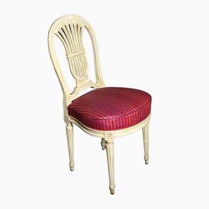 Chaises Style Louis XVI Vintage, Set de 4