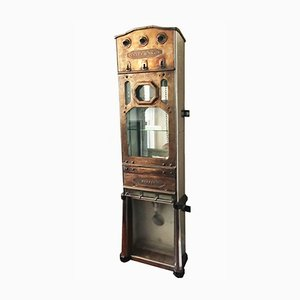 Vintage Cigarette Machine Cocktail Cabinet, 1930s