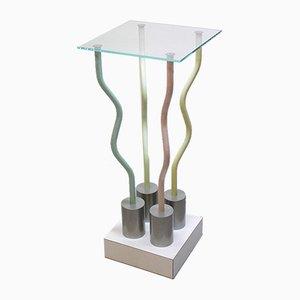 Table Strutture Tremano par Ettore Sottsass pour Studio Alchymia, 1979