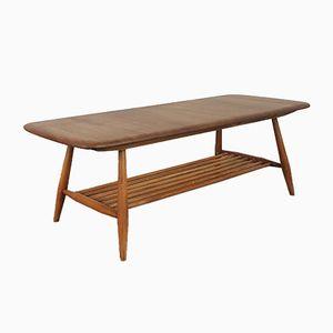 Tavolino da caffè Mid-Century di Lucian Ercolani per Ercol, anni '60