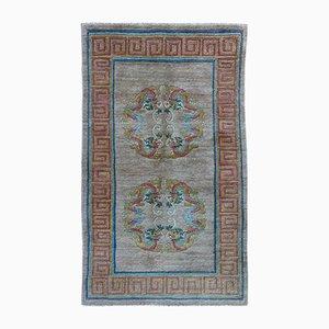Handgewebter nepalesischer Vintage Teppich, 1980er